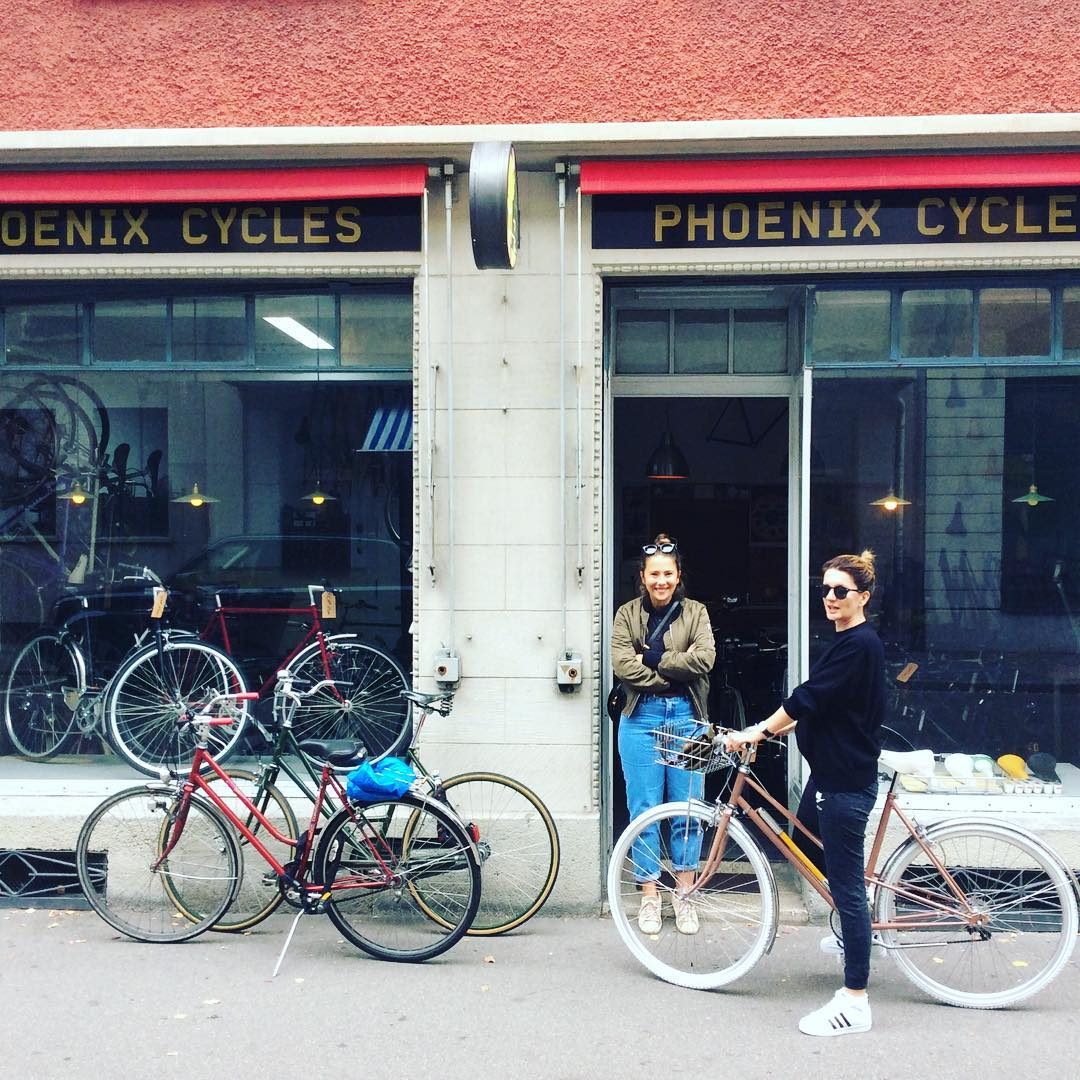 Phoenix Cycles Zürich